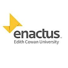 Enactus ECU  logo