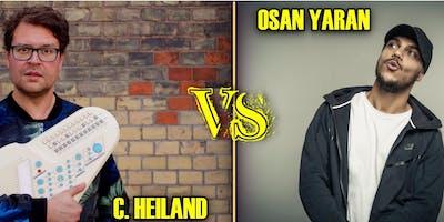 C. Heiland vs. Osan Yaran