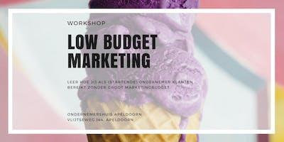 Low budget marketing