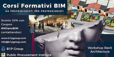 Workshop Revit Architecture - Milano