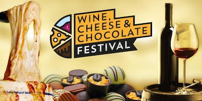 Wine Cheese & Chocolate Festival Oxford - Ticket Registration (Free)