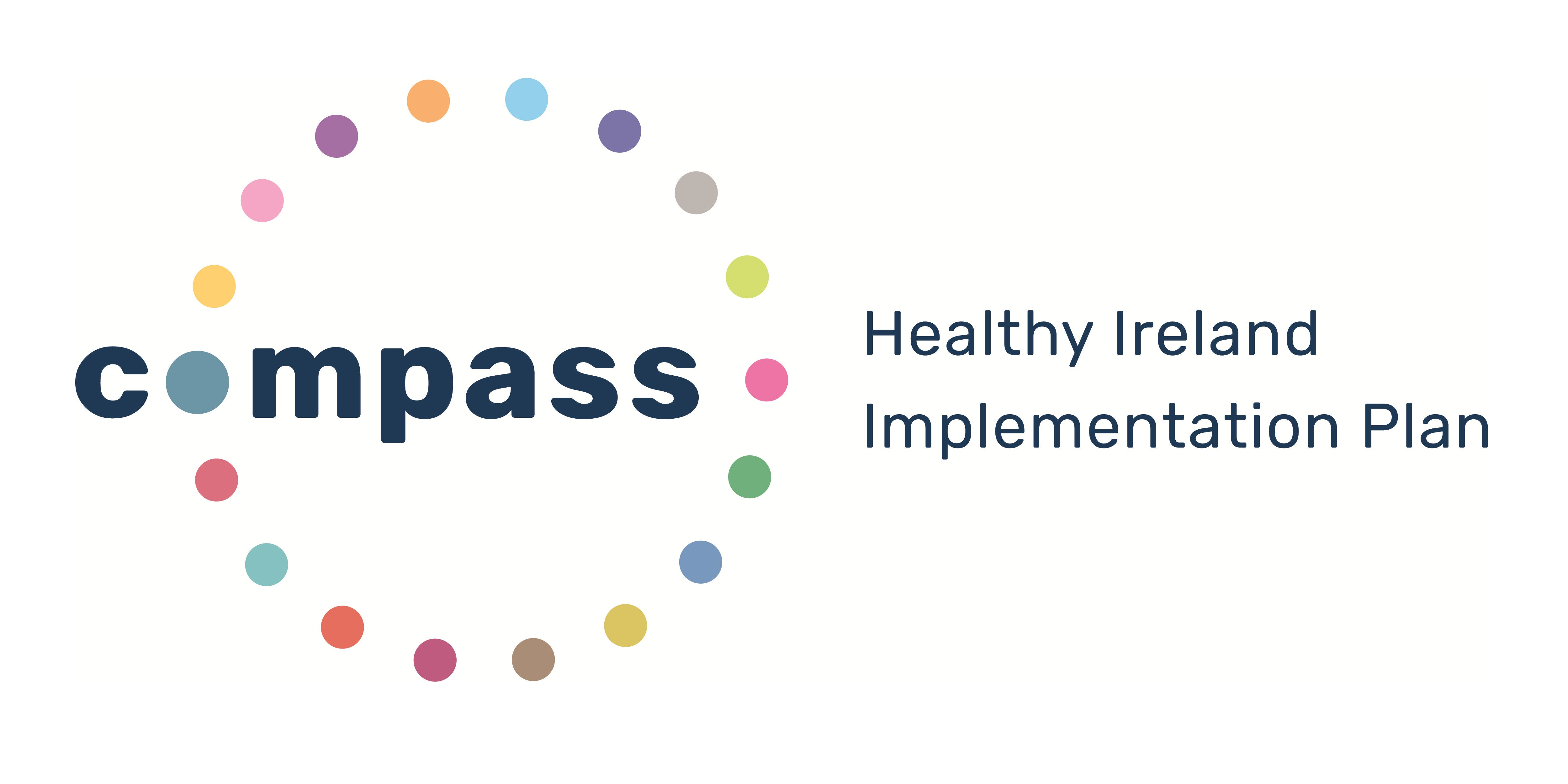 Cork Kerry Community Healthcare COMPASS Healthy Ireland Workshop South & Southeast Cork City (Networks 11 & 14)