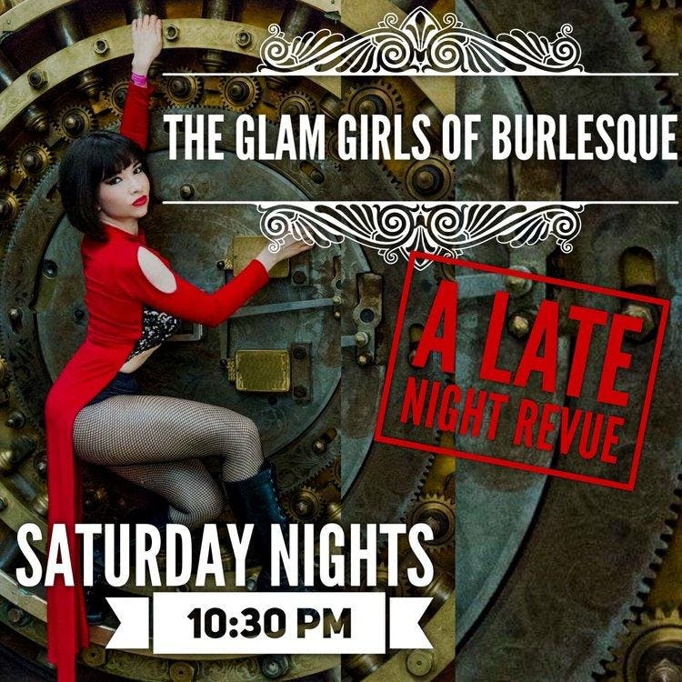 The Glam Girls of Burlesque