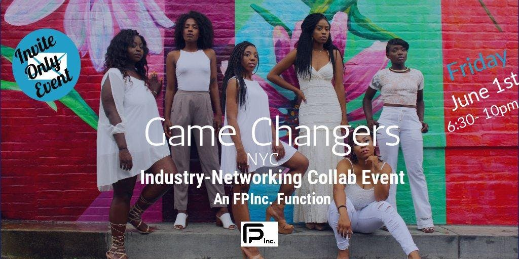 Game Changers - Industry Event for Powerhouse