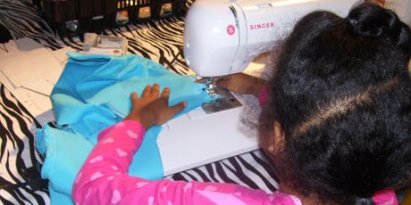 Fashion Sewing and Design Camp (age 8-17) Summer Camp tickets