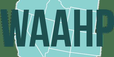 WAAHP Conference 2019 Salt Lake City Utah Attendee Registration