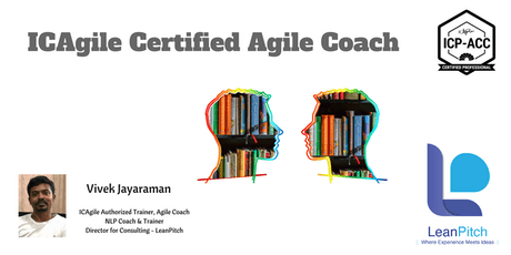 Certified Agile Coach (ICP-ACC) Training & Certification - Boston tickets