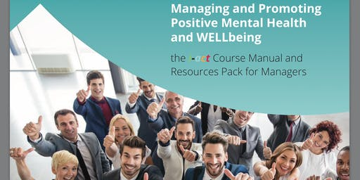 Managing Mental Health in the Workplace: Managers i-act course