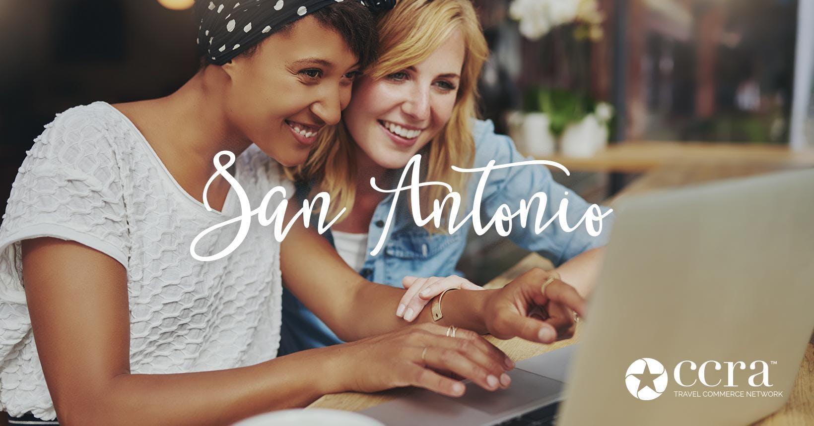 CCRA San Antonio Area Chapter Meeting - Novem