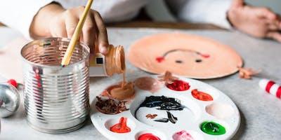 Yarn and Play - Kids Art Program