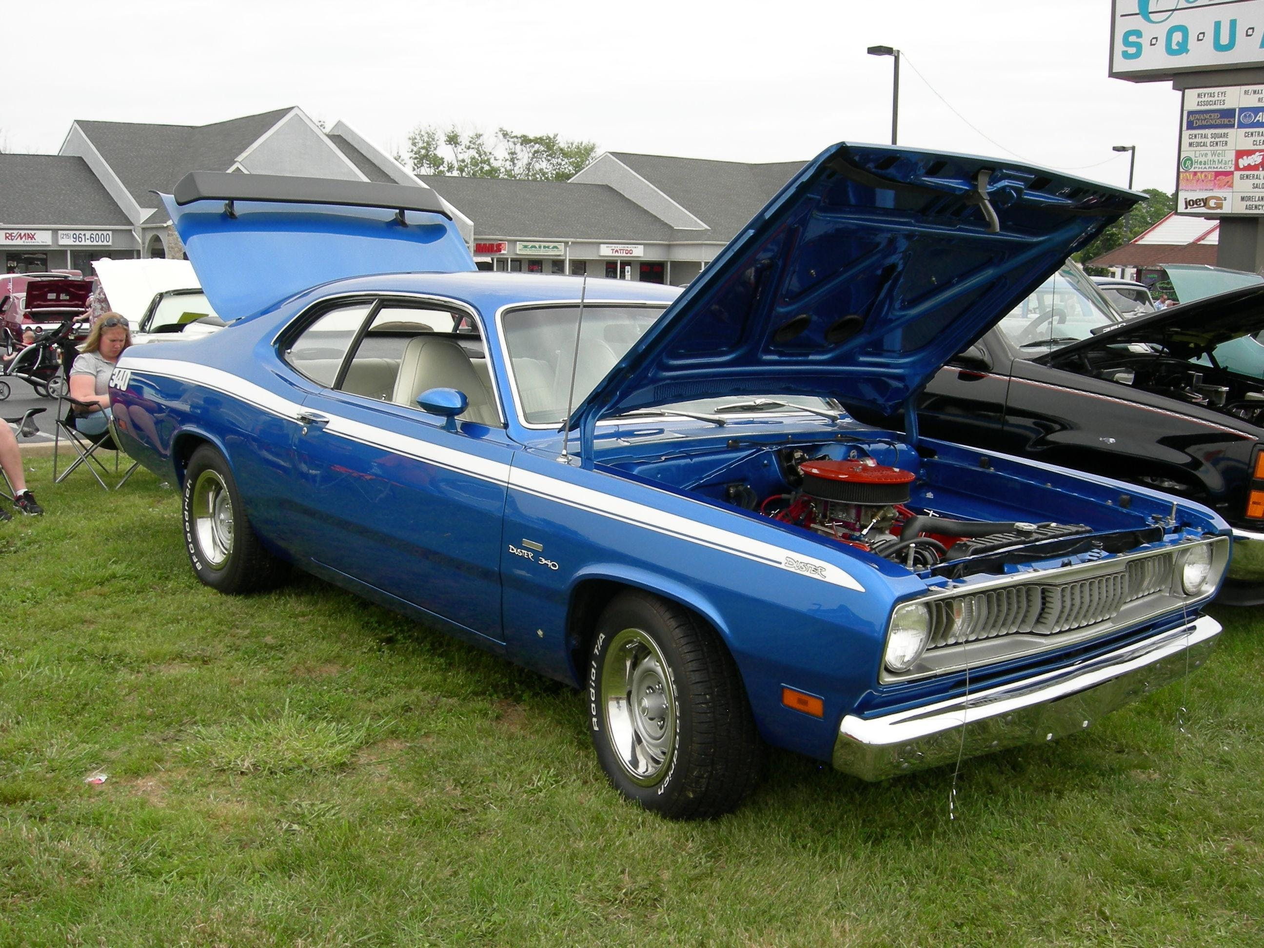 NE MUSCLE CAR CLUB Cruise Night At Katie O Donnells Woodhaven - Muscle car club