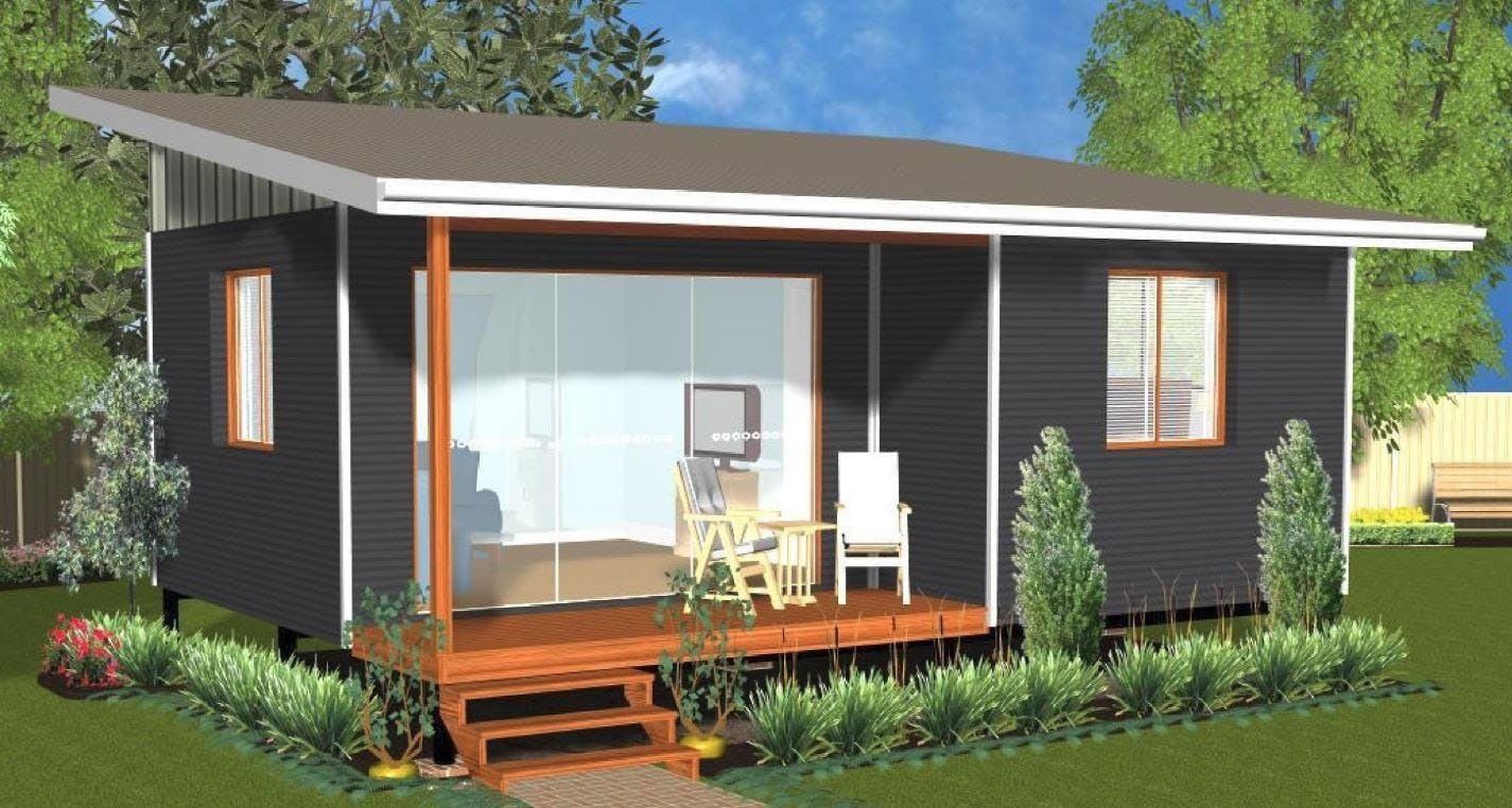 Pop Up A Granny Flat In 3 Days 31 May 2018