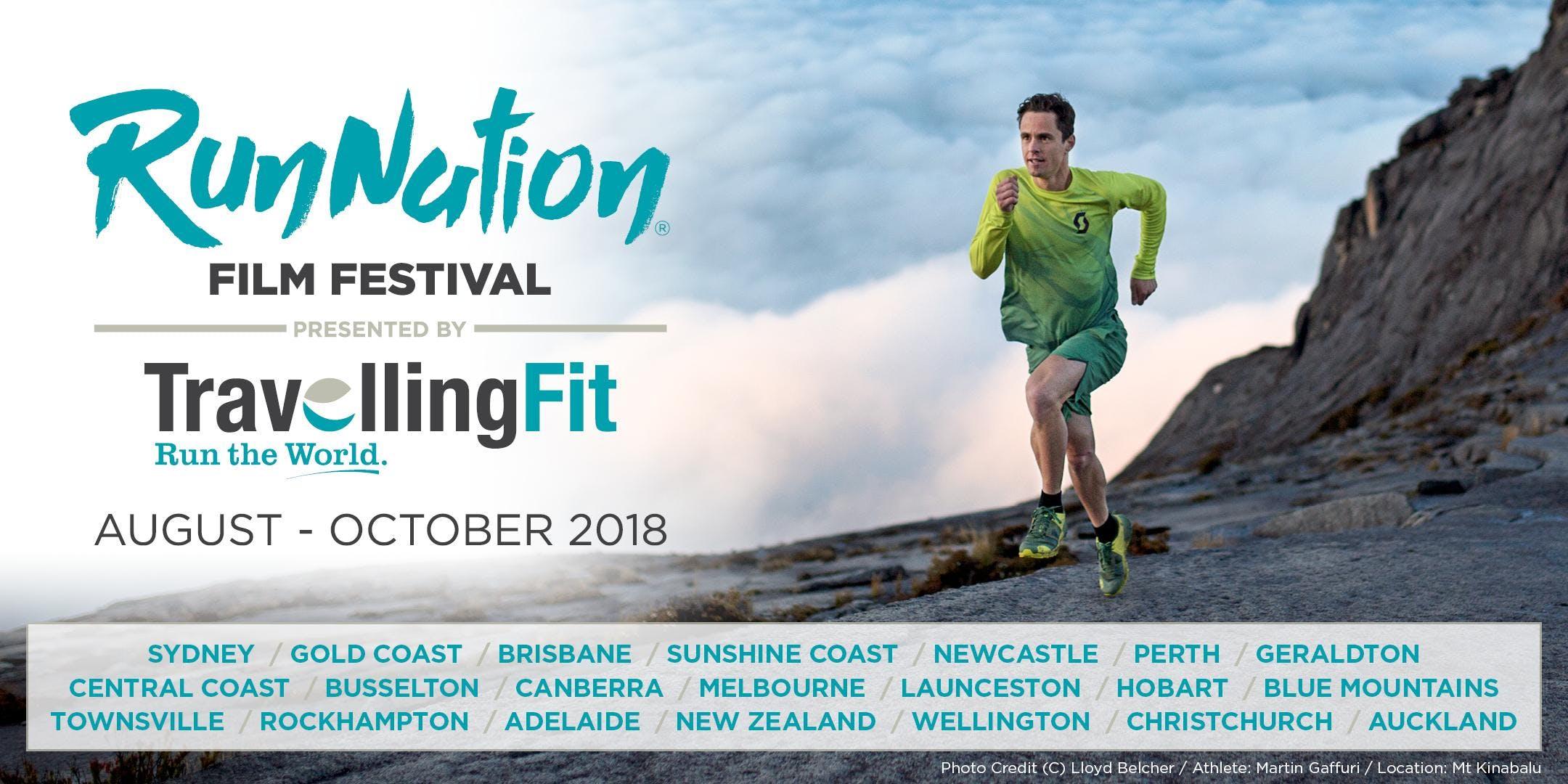 Run Nation Film Festival 2018 presented by Tr