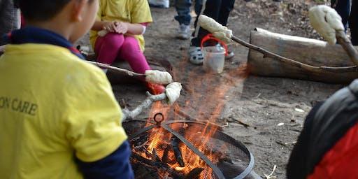 Bush Rangers - Campfire Club