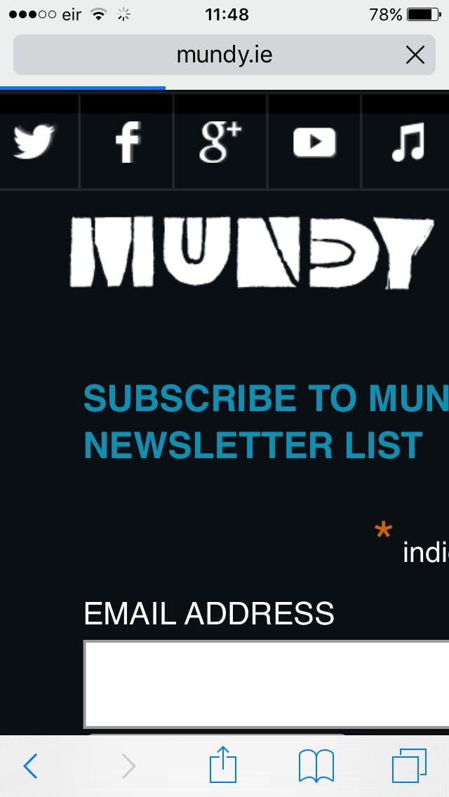 Mundy Live in Kilkee