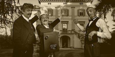 INSOLITO PICNIC A CASA LUMIERE (con Malandrino&Veronica ed E.M.Bortolini)