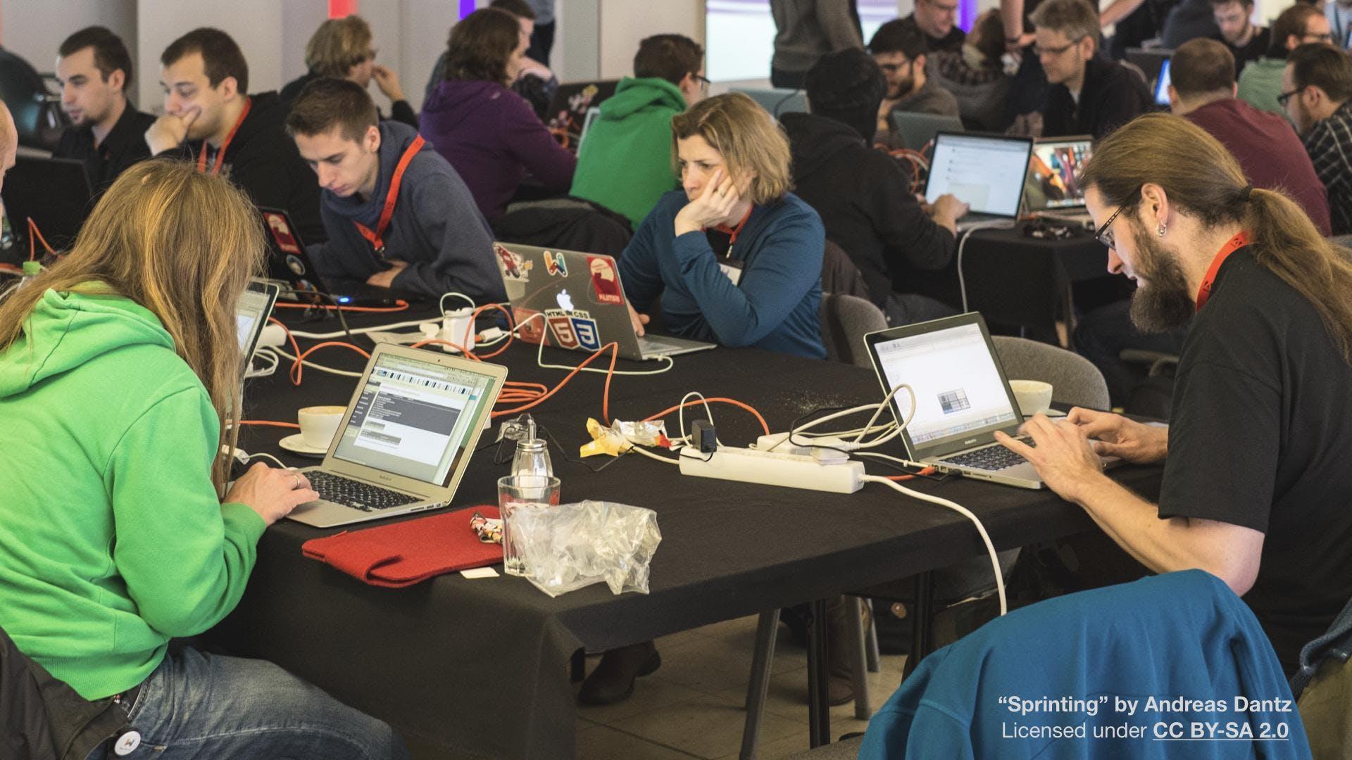 Filmmaking hackathon for data-driven storytel