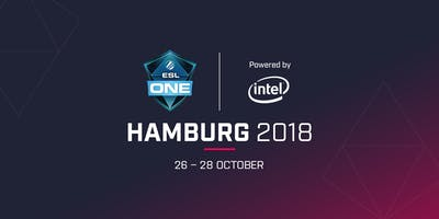 ESL One Hamburg 2018