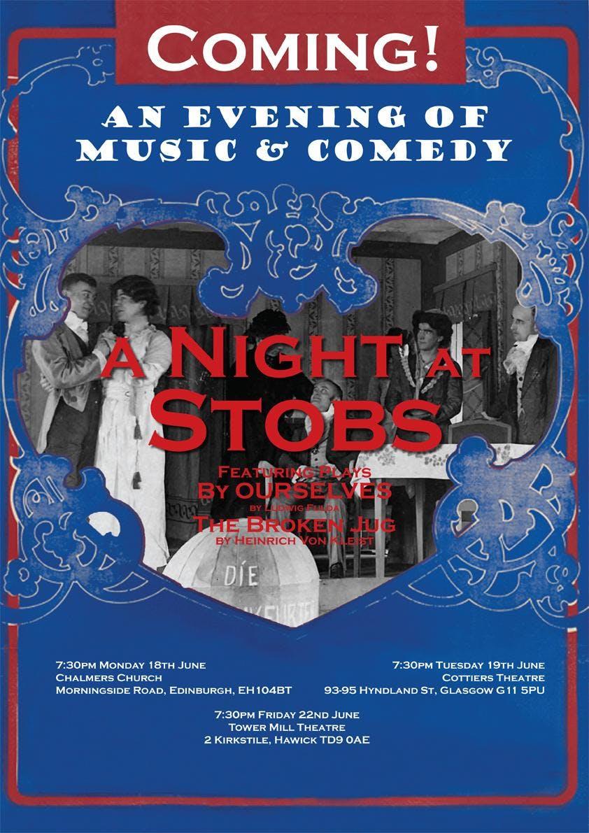 A Night At Stobs