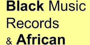 Black Music Records & African Crafts Fair IX Sunday...