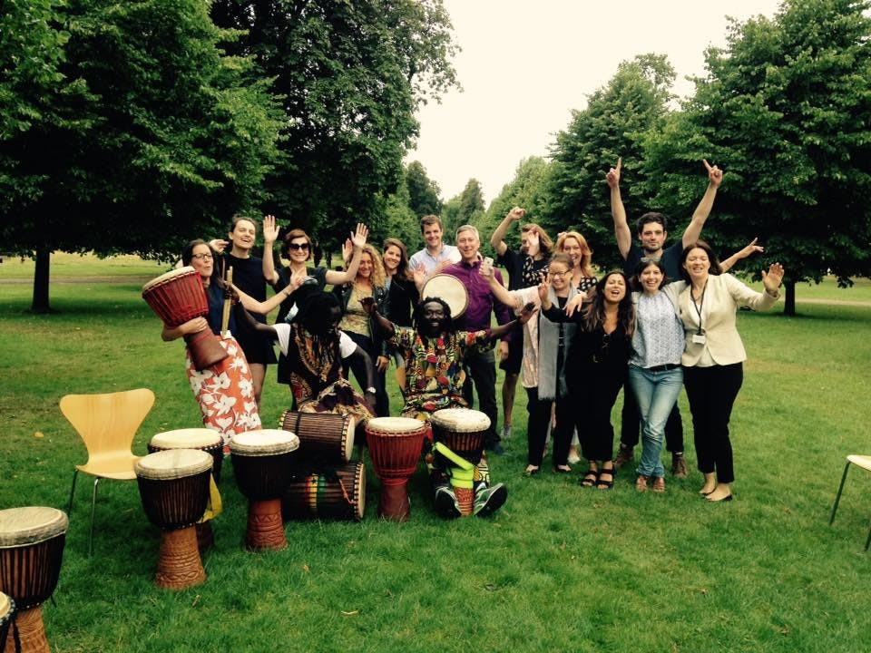 Learn to play African Drumming in 3 weeks