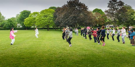 Tai Chi in Regent's Park tickets