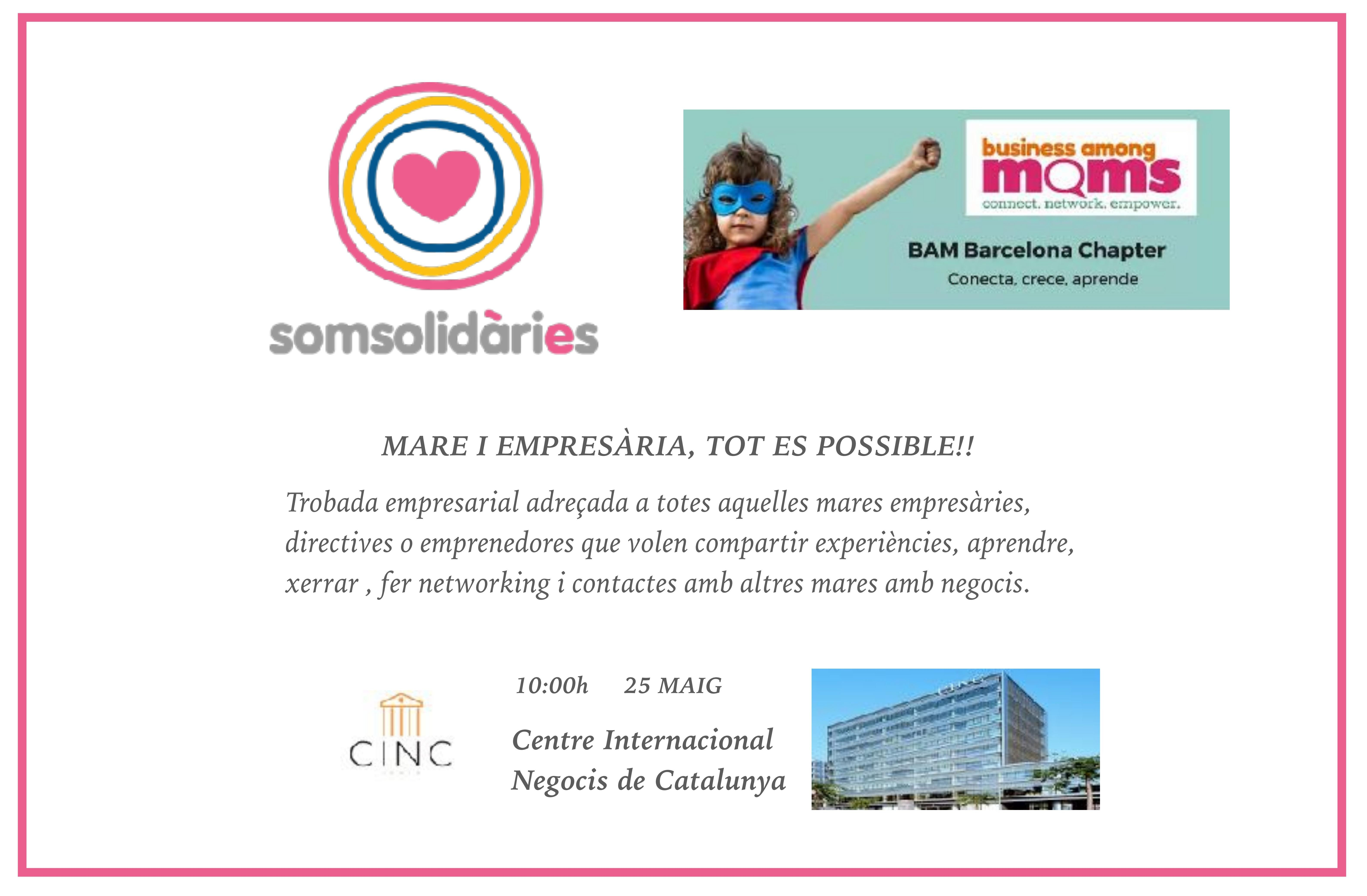 Networking: SOM SOLIDÀRIES + BAM