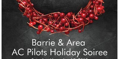 2018 Barrie & Area AC Pilots\
