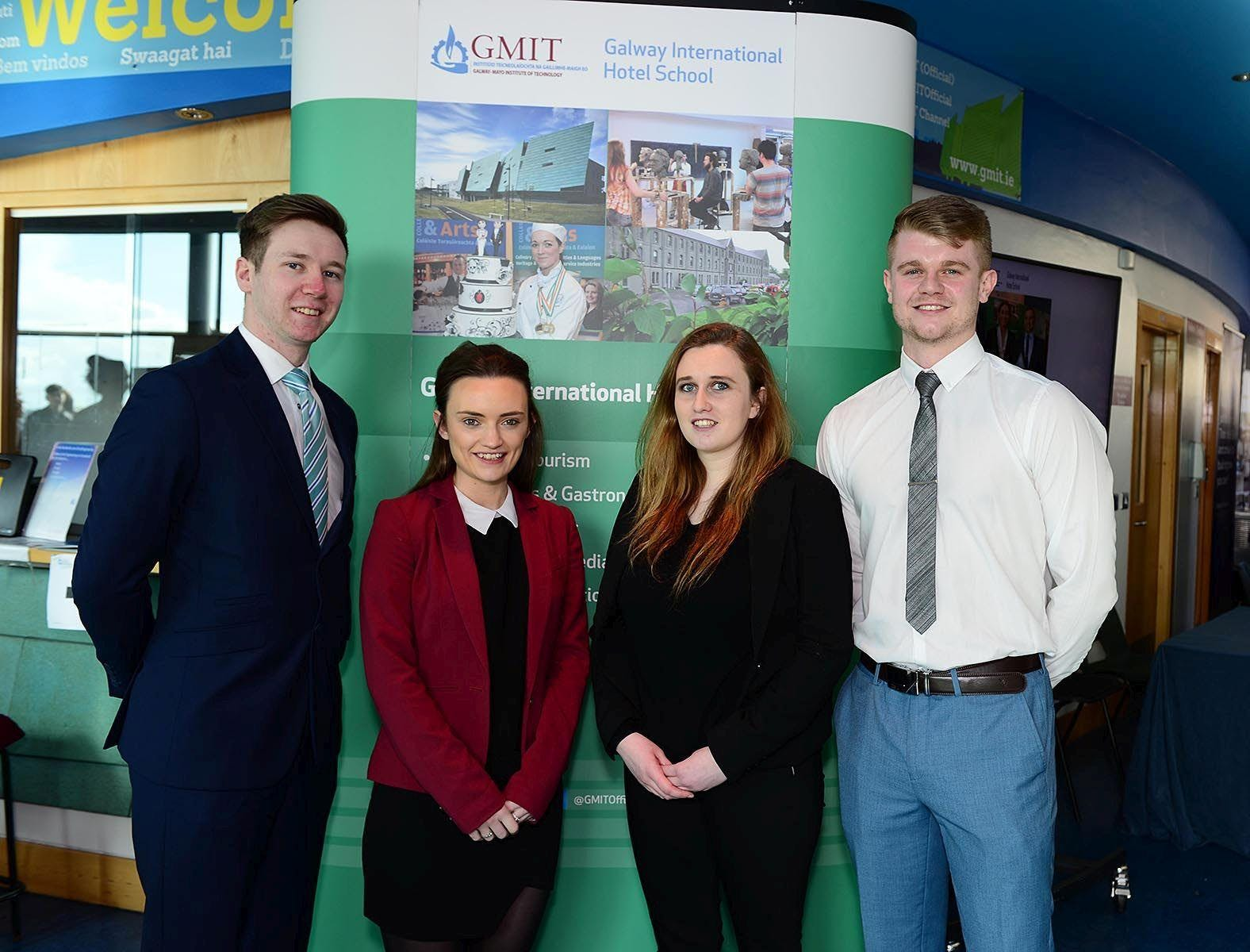 GMIT Galway International Hotel School CAO Information Evening
