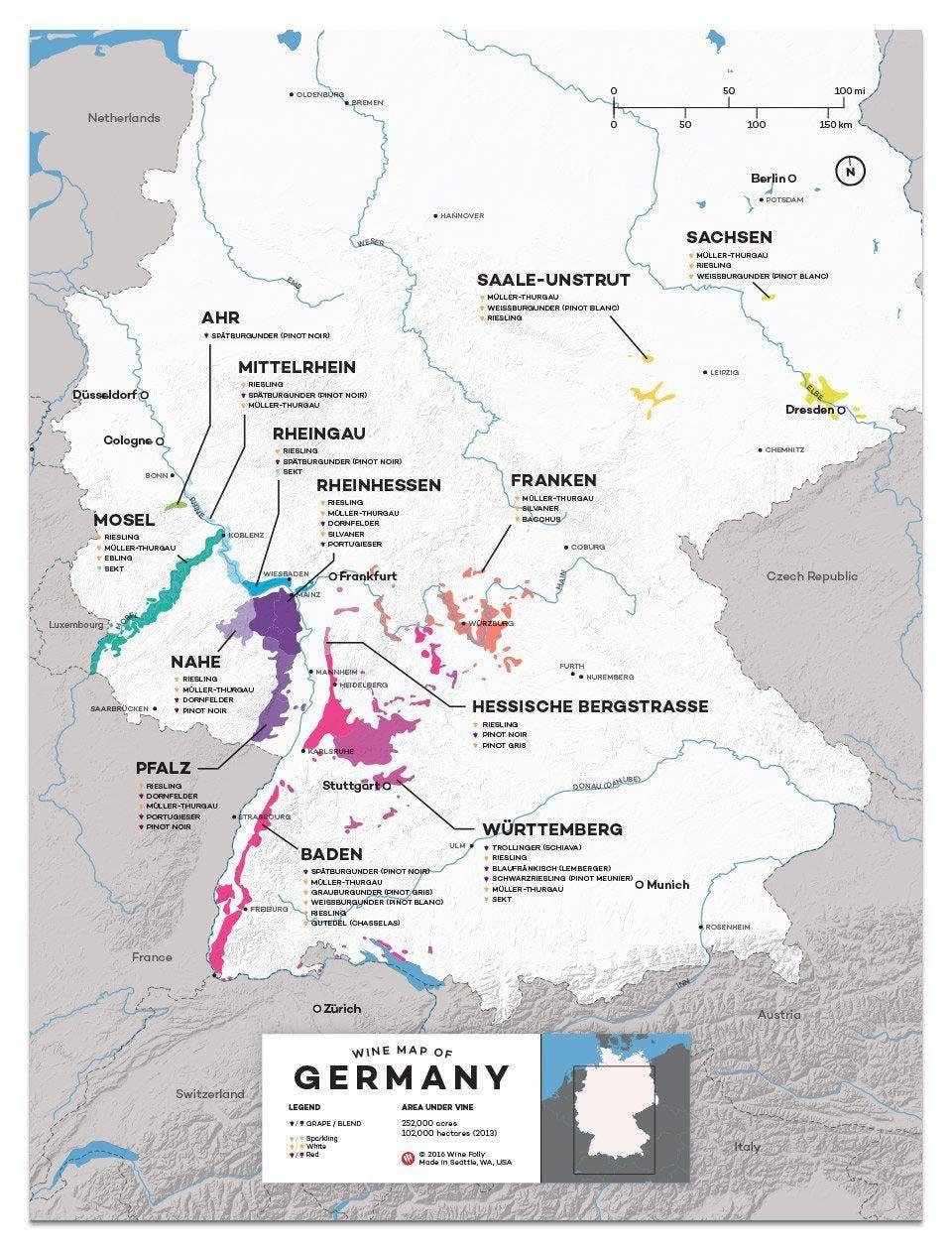 Wine Education Series: Germany