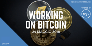 Working on Bitcoin
