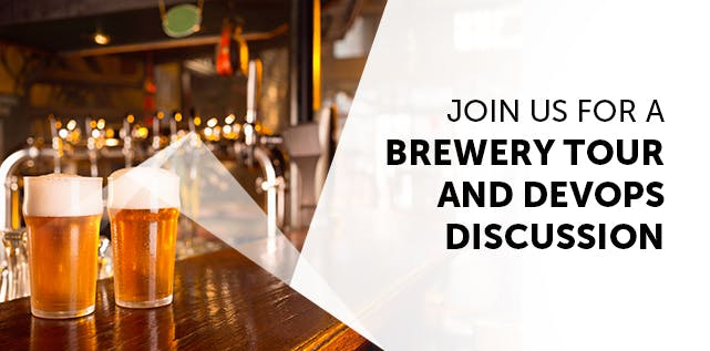 Brewery Tour and DevOps Discussion
