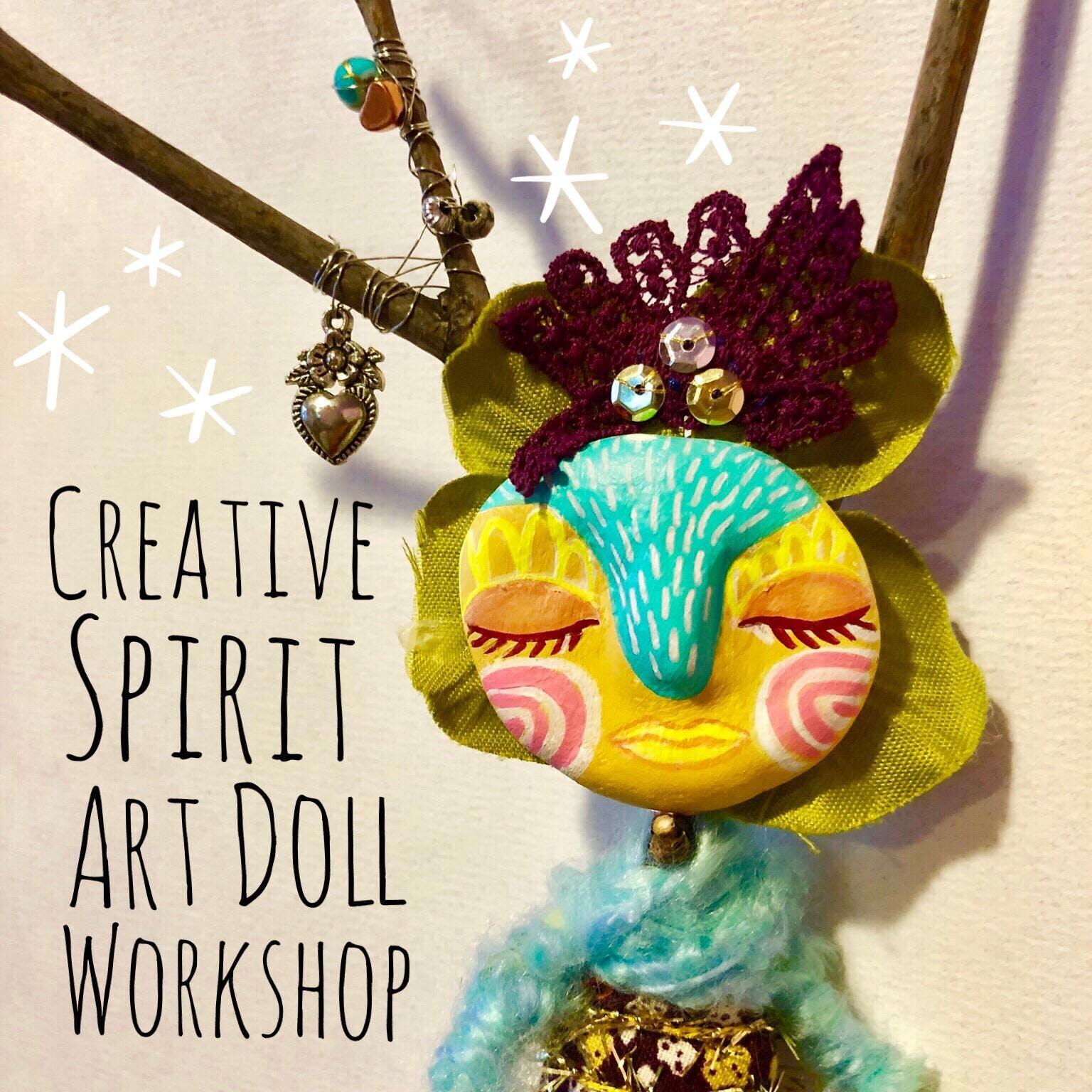 Creative Spirit Art Doll Workshop