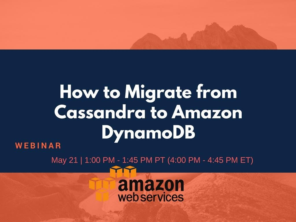 How to Migrate from Cassandra to Amazon Dynam