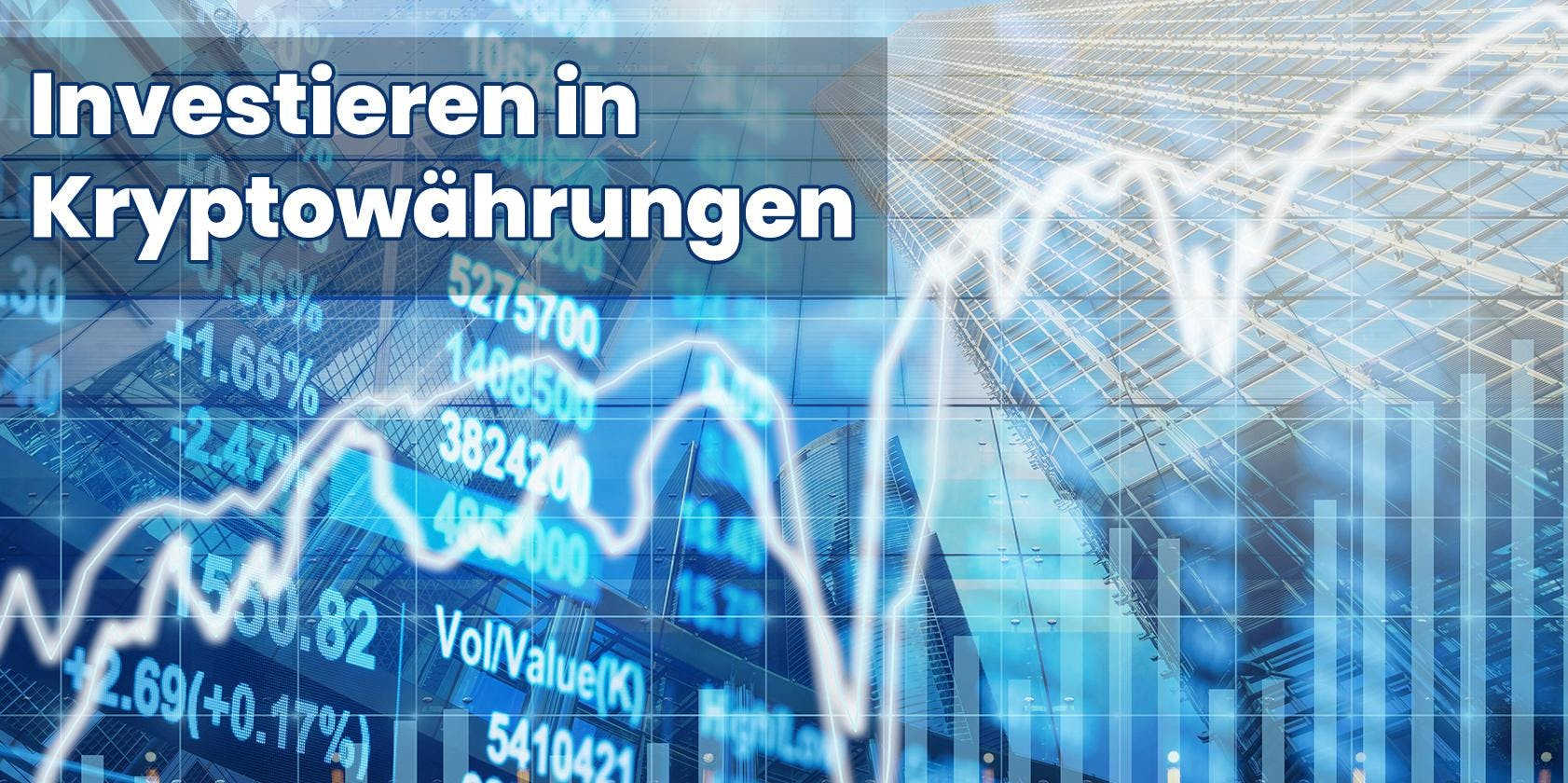 Institutionelles Investieren in Kryptowährung