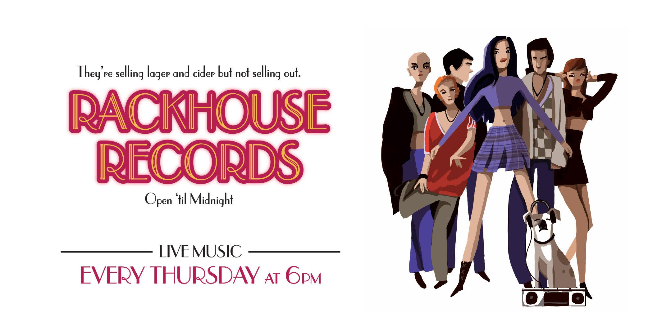 Rackhouse Records: Thursday Night Live
