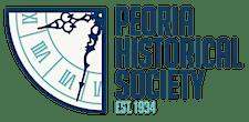 Peoria Historical Society logo