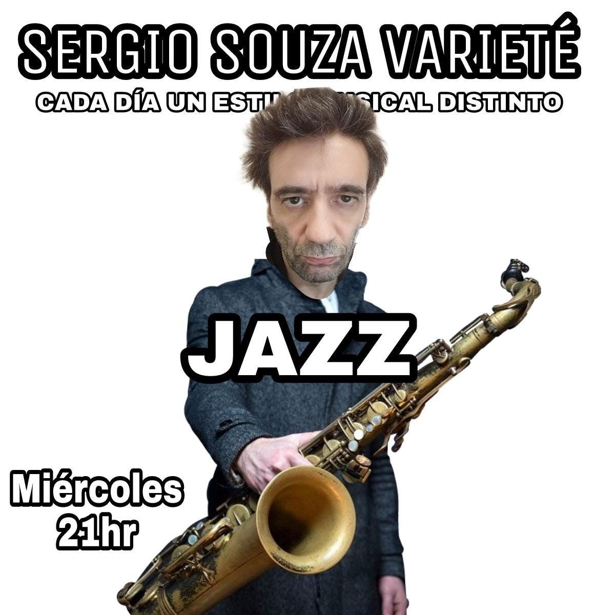 Sergio Souza Variete Jazz