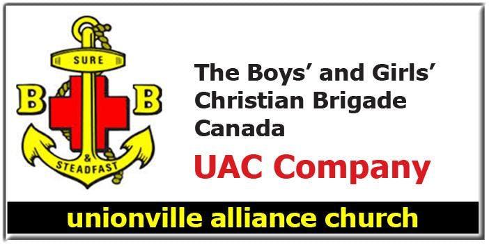 The Boys' and Girls' Christian Brigade Canada