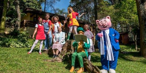 DESCONTO nas FÉRIAS! Dia da Família no Sítio do Picapau Amarelo, em Mairiporã