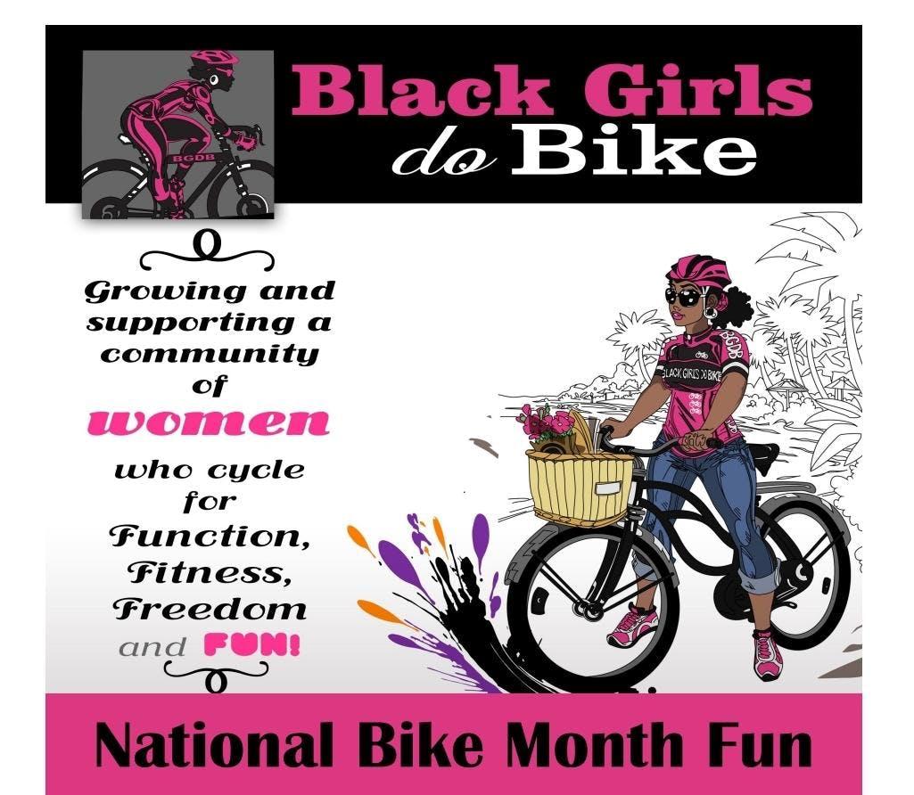 Black girls ride #14