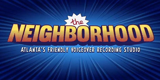 Beginners Voice Over Workshop!
