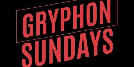 Gryphon Sundays  tickets