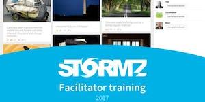 STORMZ Certified Facilitator Training - Oktober 2018...