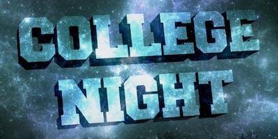 The Best College Night in N. OC!