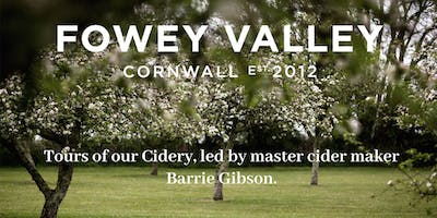 Fowey Valley Cidery Tour