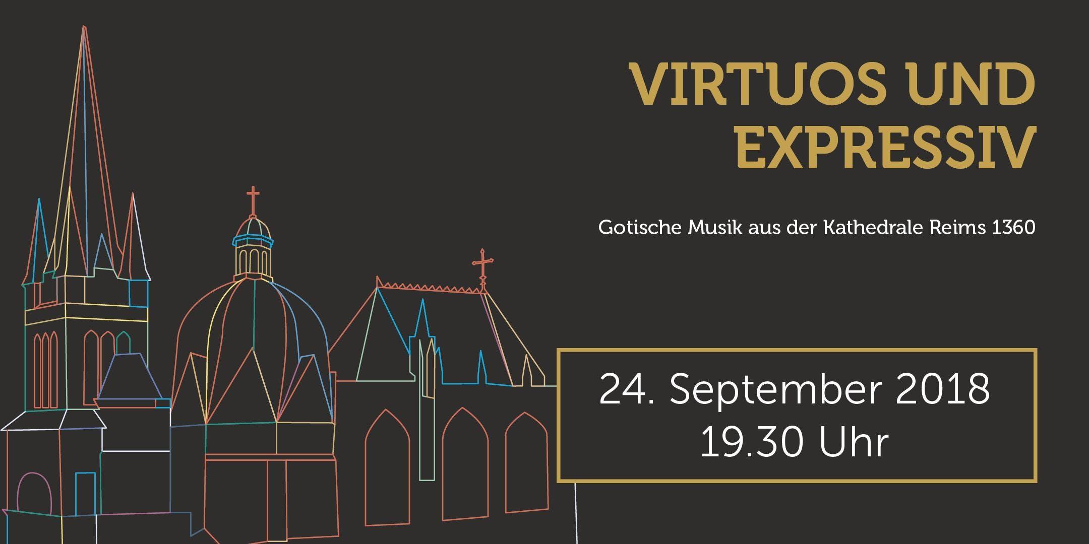 Gotische Musik aus der Kathedrale Reims 1360