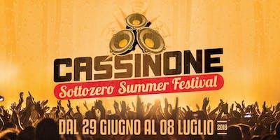 Sottozero Summer Festival - Show