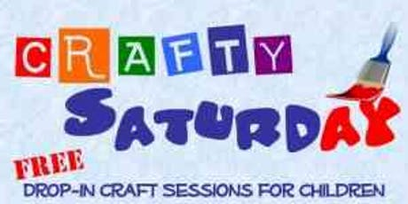 Quedgeley Library - Saturday Crafts tickets