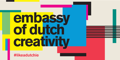 PWC talks creativity versus consulting at the Embassy of Dutch Creativity tickets